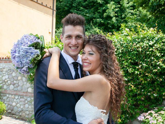Il matrimonio di claudio e gaia a Brandico, Brescia 121