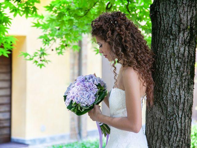 Il matrimonio di claudio e gaia a Brandico, Brescia 122