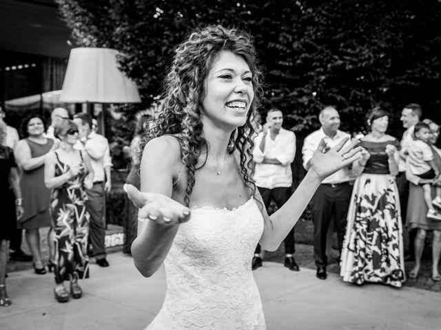 Il matrimonio di claudio e gaia a Brandico, Brescia 127