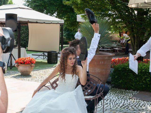 Il matrimonio di claudio e gaia a Brandico, Brescia 134