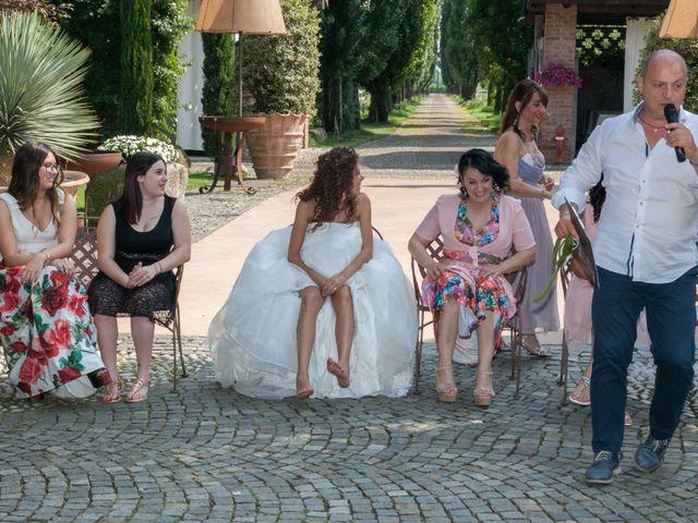 Il matrimonio di claudio e gaia a Brandico, Brescia 135