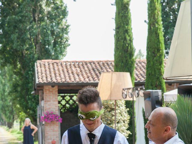 Il matrimonio di claudio e gaia a Brandico, Brescia 136