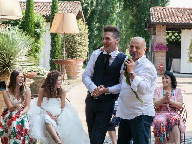 Il matrimonio di claudio e gaia a Brandico, Brescia 137