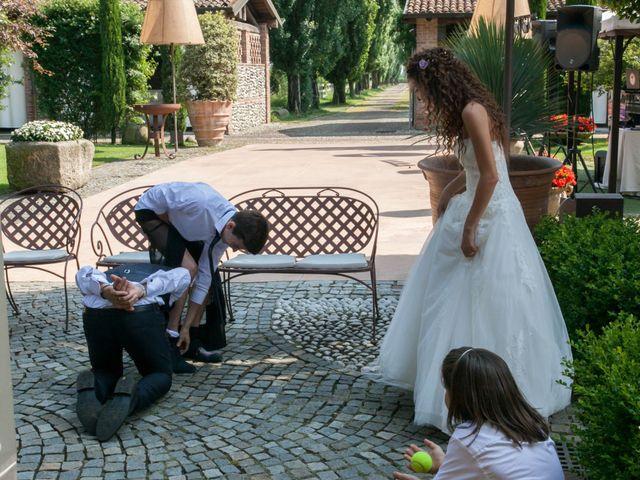 Il matrimonio di claudio e gaia a Brandico, Brescia 139
