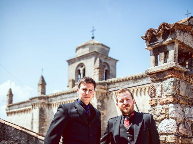 Il matrimonio di Scott e Ela a Sirmione, Brescia 4