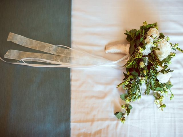 Il matrimonio di Scott e Ela a Sirmione, Brescia 3