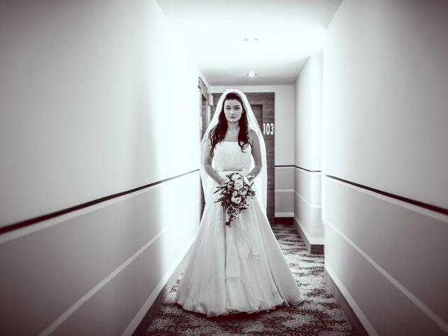 Il matrimonio di Scott e Ela a Sirmione, Brescia 18