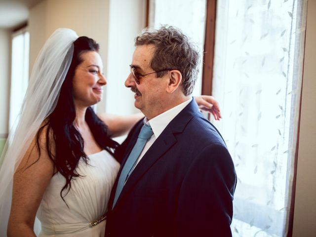 Il matrimonio di Scott e Ela a Sirmione, Brescia 17