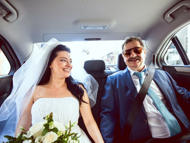 Il matrimonio di Scott e Ela a Sirmione, Brescia 16