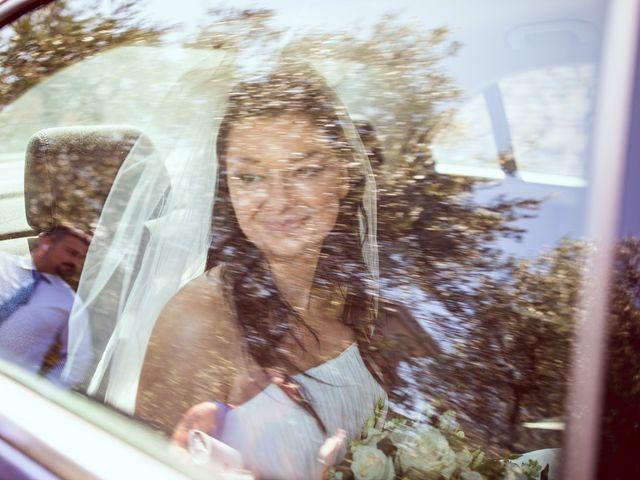 Il matrimonio di Scott e Ela a Sirmione, Brescia 14