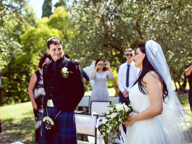 Il matrimonio di Scott e Ela a Sirmione, Brescia 12