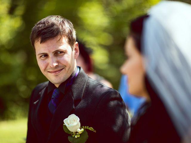 Il matrimonio di Scott e Ela a Sirmione, Brescia 23