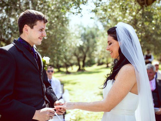 Il matrimonio di Scott e Ela a Sirmione, Brescia 28
