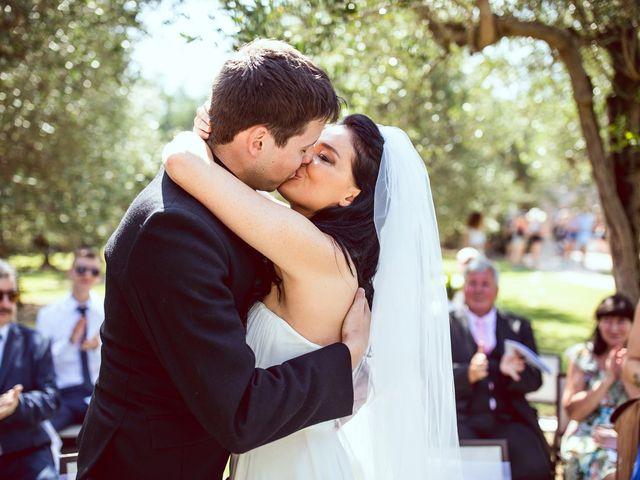 Il matrimonio di Scott e Ela a Sirmione, Brescia 27