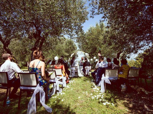 Il matrimonio di Scott e Ela a Sirmione, Brescia 31