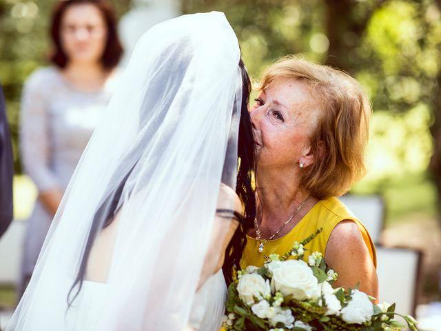Il matrimonio di Scott e Ela a Sirmione, Brescia 40