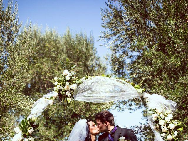 Il matrimonio di Scott e Ela a Sirmione, Brescia 39