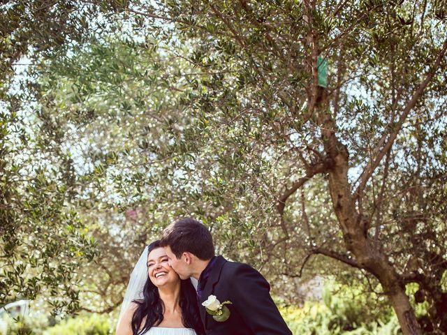 Il matrimonio di Scott e Ela a Sirmione, Brescia 37