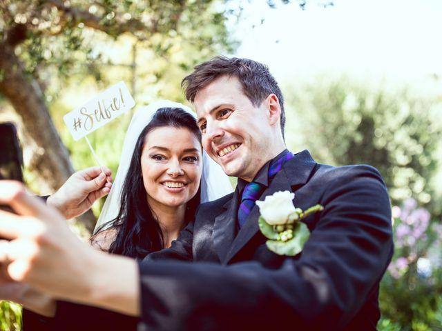 Il matrimonio di Scott e Ela a Sirmione, Brescia 49