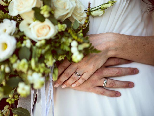 Il matrimonio di Scott e Ela a Sirmione, Brescia 52