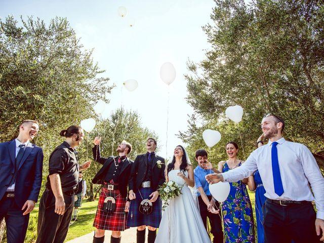Il matrimonio di Scott e Ela a Sirmione, Brescia 59