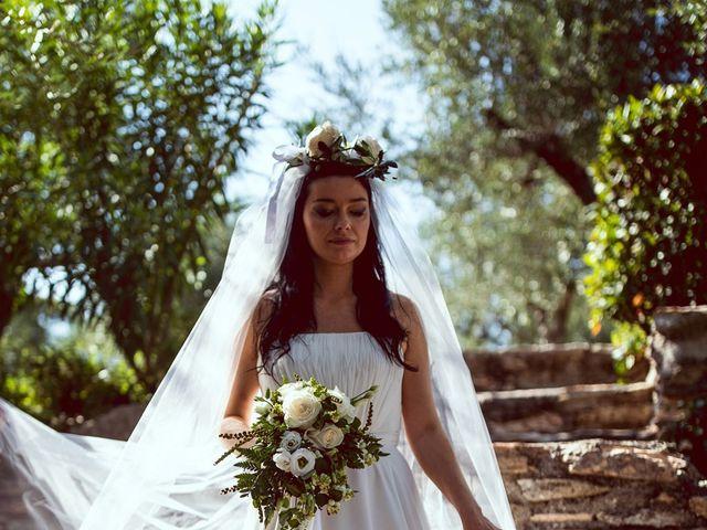 Il matrimonio di Scott e Ela a Sirmione, Brescia 56