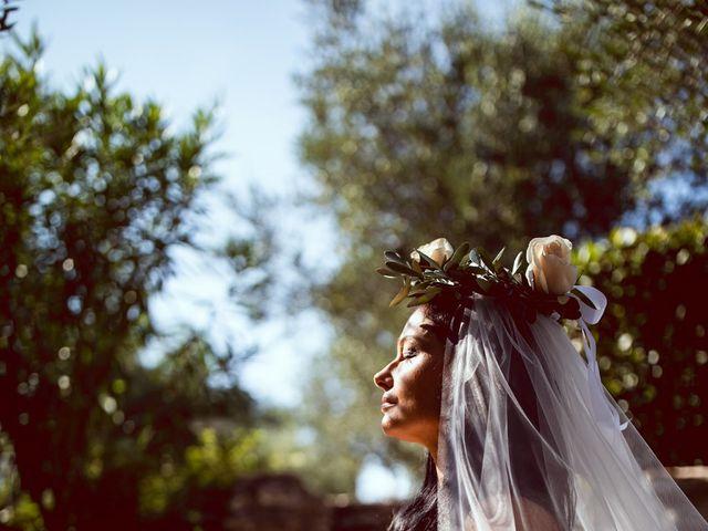 Il matrimonio di Scott e Ela a Sirmione, Brescia 55