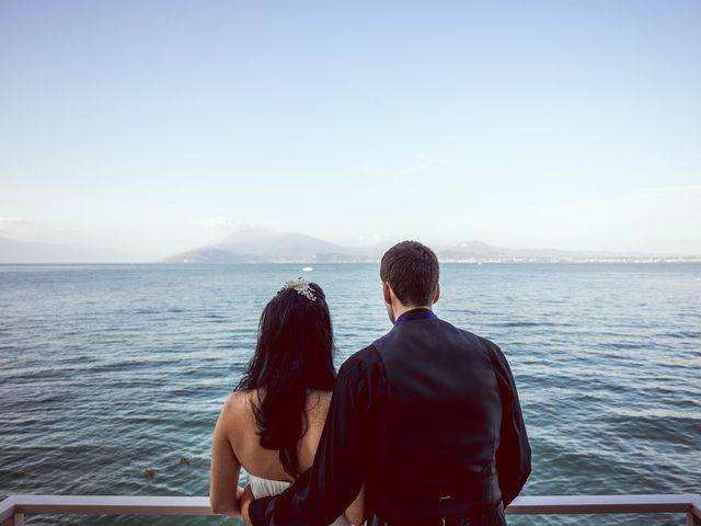 Il matrimonio di Scott e Ela a Sirmione, Brescia 79