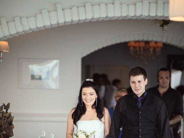 Il matrimonio di Scott e Ela a Sirmione, Brescia 75