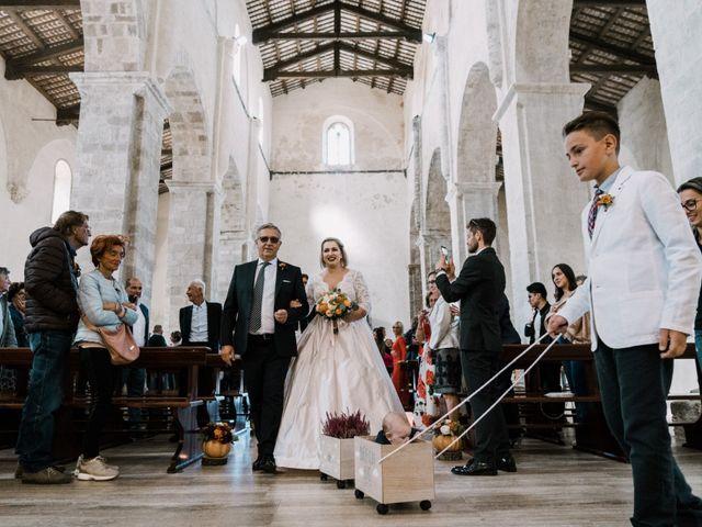 Il matrimonio di Rocco e Elena a Fossacesia, Chieti 45