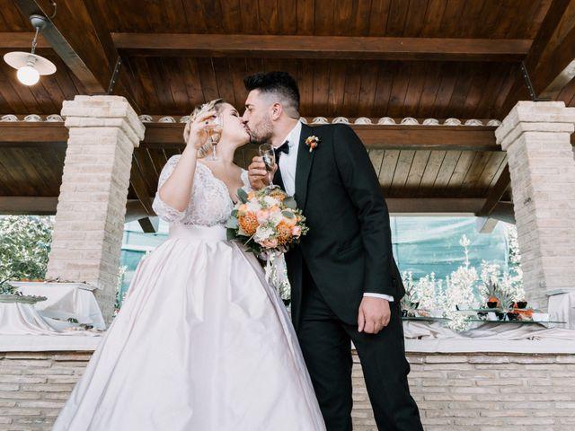 Il matrimonio di Rocco e Elena a Fossacesia, Chieti 79