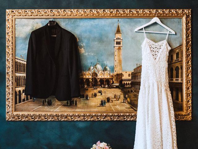Il matrimonio di Alessio e Yesena a Venezia, Venezia 3
