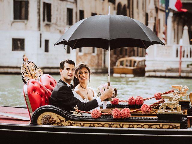 Il matrimonio di Alessio e Yesena a Venezia, Venezia 16