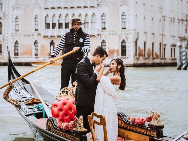 Il matrimonio di Alessio e Yesena a Venezia, Venezia 17