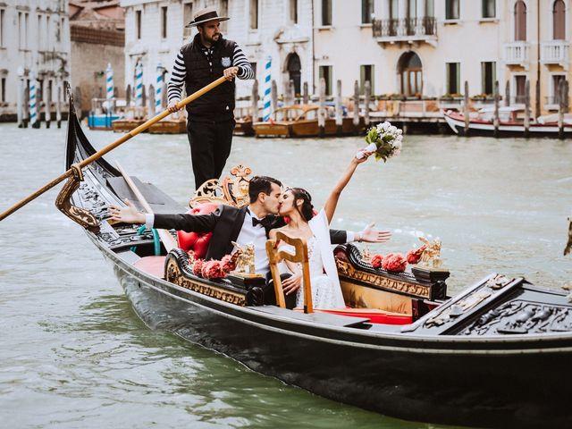 Il matrimonio di Alessio e Yesena a Venezia, Venezia 18