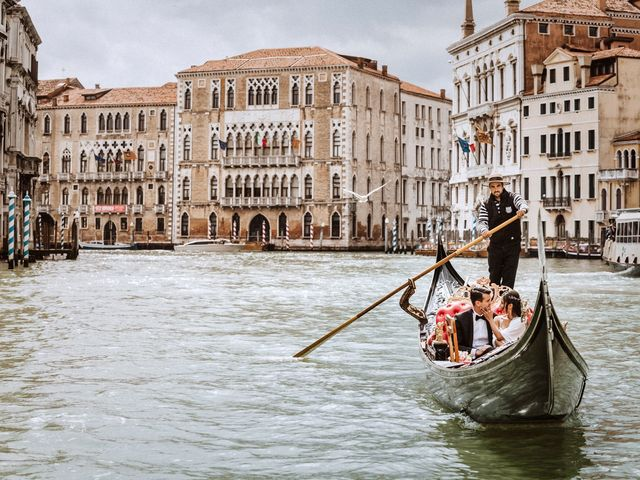 Il matrimonio di Alessio e Yesena a Venezia, Venezia 19