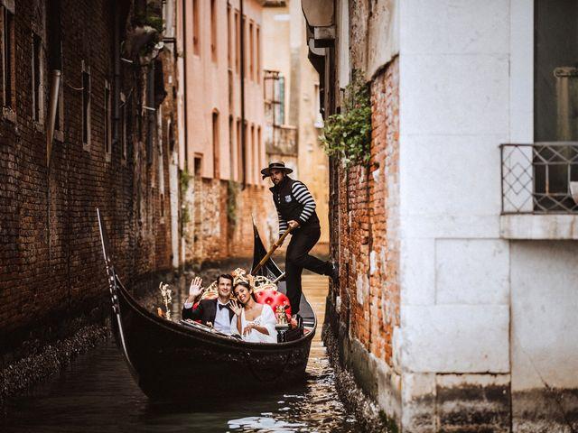 Il matrimonio di Alessio e Yesena a Venezia, Venezia 20