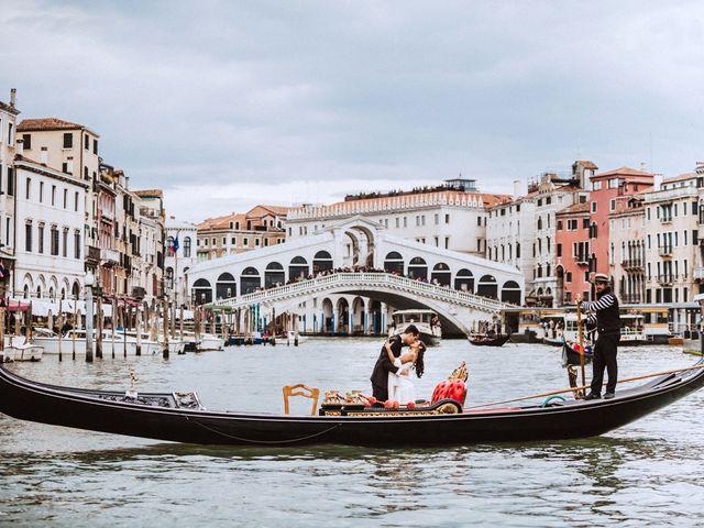 Il matrimonio di Alessio e Yesena a Venezia, Venezia 22