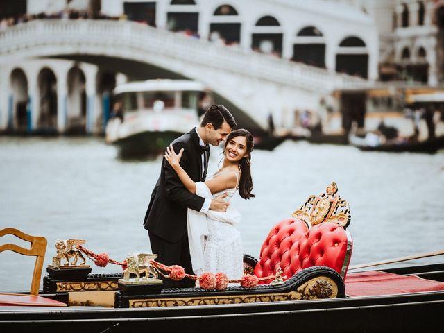 Il matrimonio di Alessio e Yesena a Venezia, Venezia 23