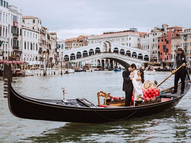 Il matrimonio di Alessio e Yesena a Venezia, Venezia 24