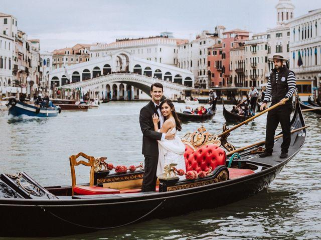 Il matrimonio di Alessio e Yesena a Venezia, Venezia 25