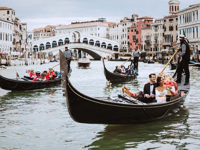 Il matrimonio di Alessio e Yesena a Venezia, Venezia 26