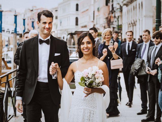 Il matrimonio di Alessio e Yesena a Venezia, Venezia 27