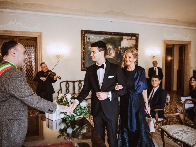 Il matrimonio di Alessio e Yesena a Venezia, Venezia 29