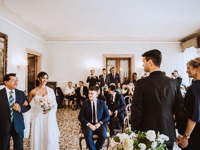 Il matrimonio di Alessio e Yesena a Venezia, Venezia 30