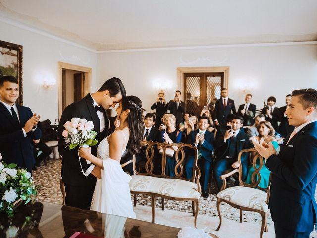 Il matrimonio di Alessio e Yesena a Venezia, Venezia 35