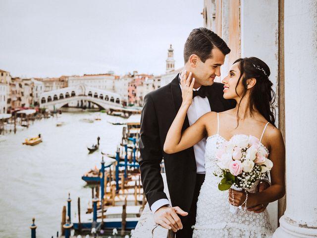 Il matrimonio di Alessio e Yesena a Venezia, Venezia 41