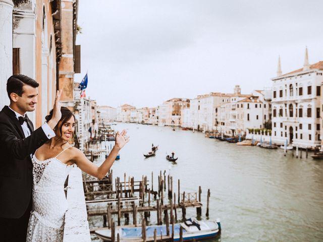 Il matrimonio di Alessio e Yesena a Venezia, Venezia 42