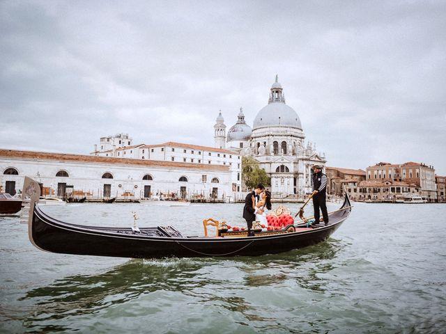 Il matrimonio di Alessio e Yesena a Venezia, Venezia 43