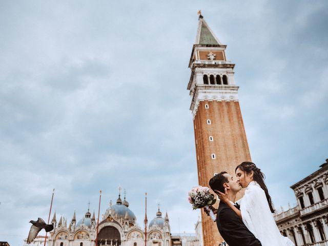 Il matrimonio di Alessio e Yesena a Venezia, Venezia 45